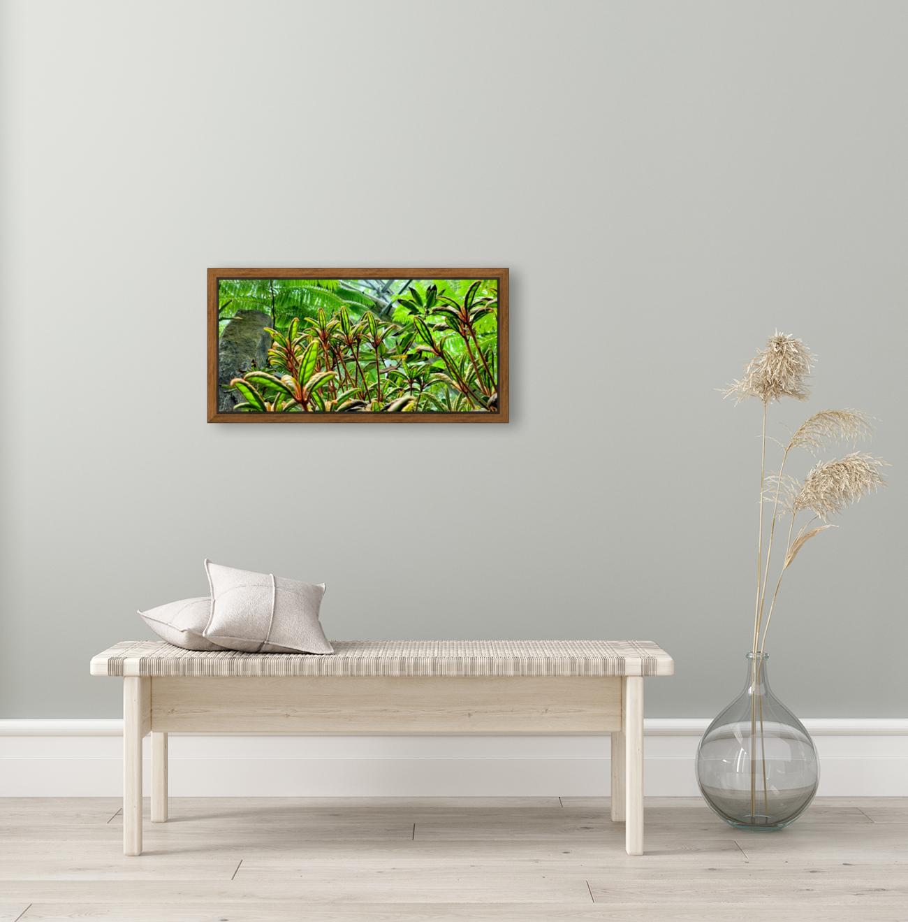 The Greenhouse  Art