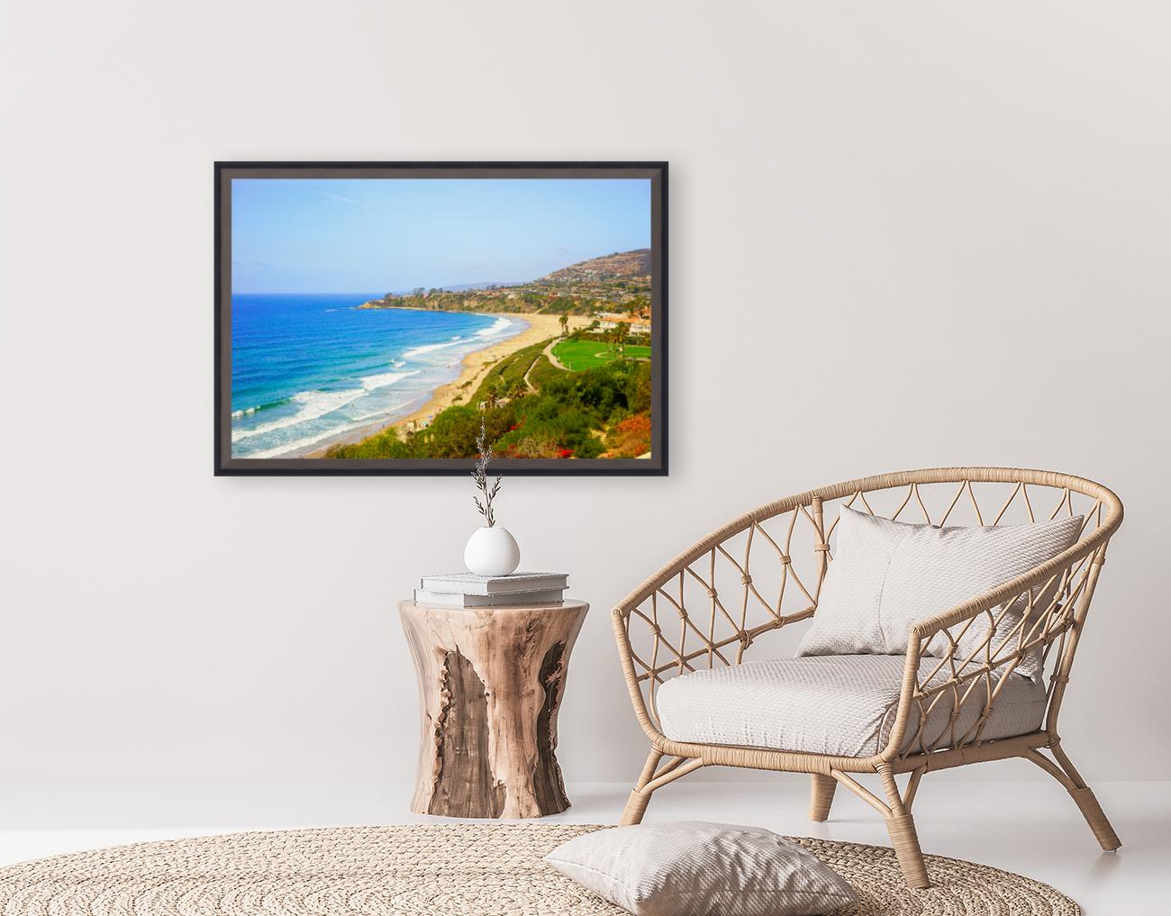 Beautiful Coastal View Newport Beach California 1 of 2  Art