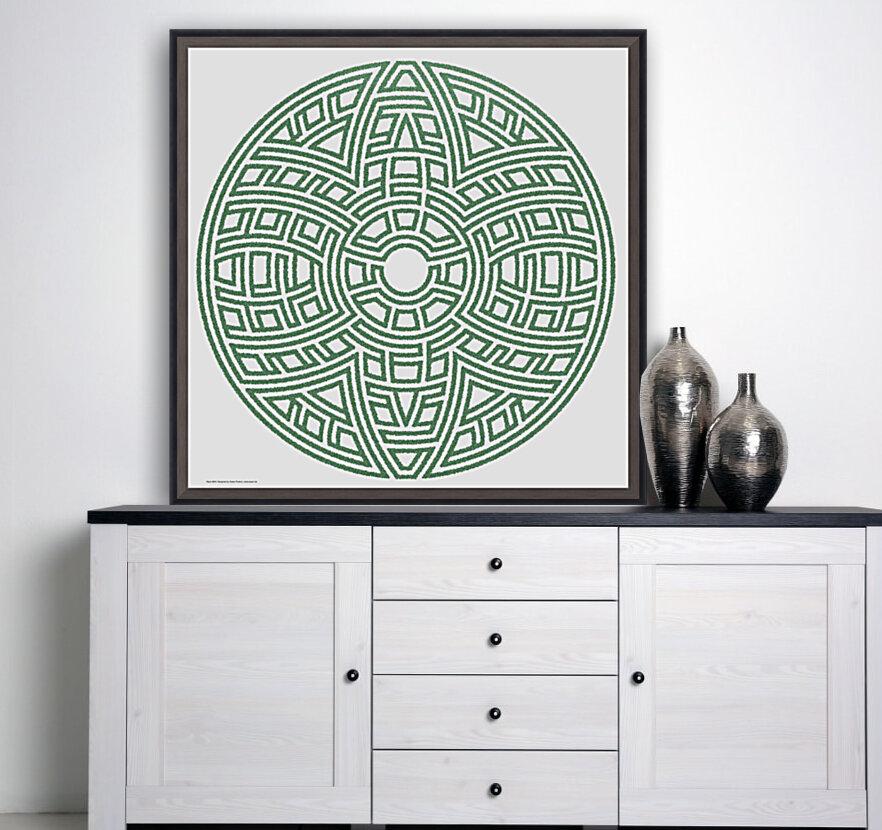 Maze 4804  Art