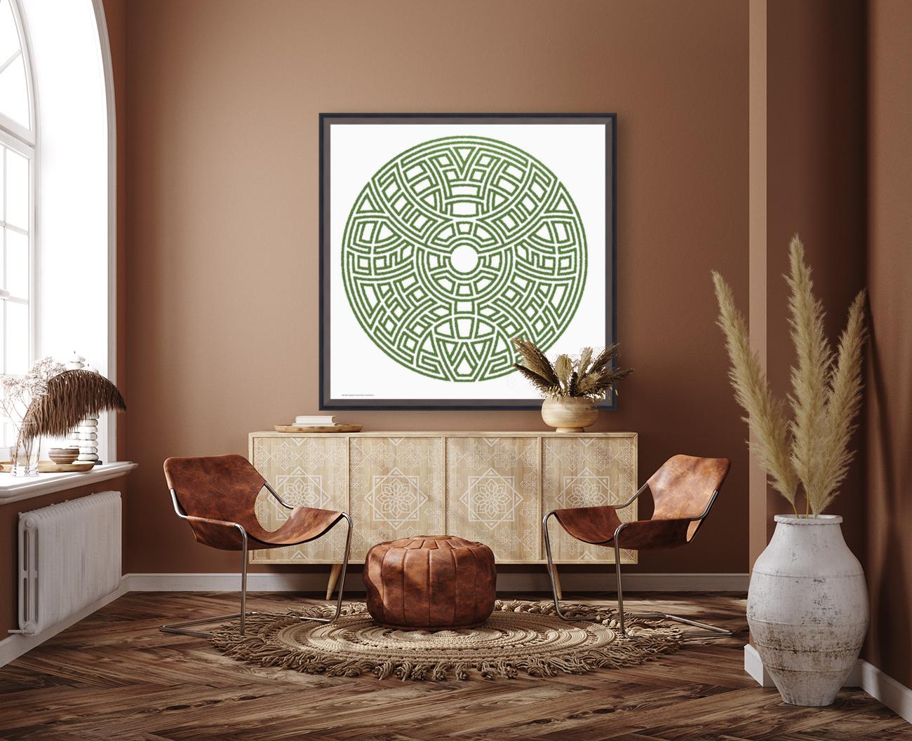 Maze 4812  Art
