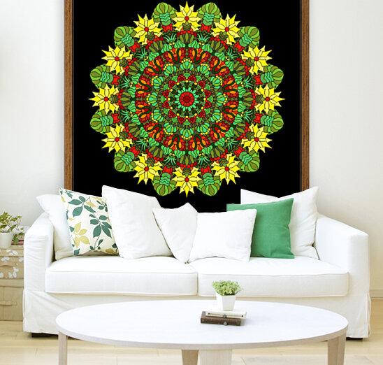 Mandala 2012  Art