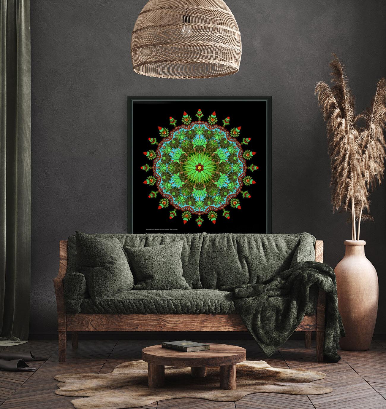 Mandala 2005  Art