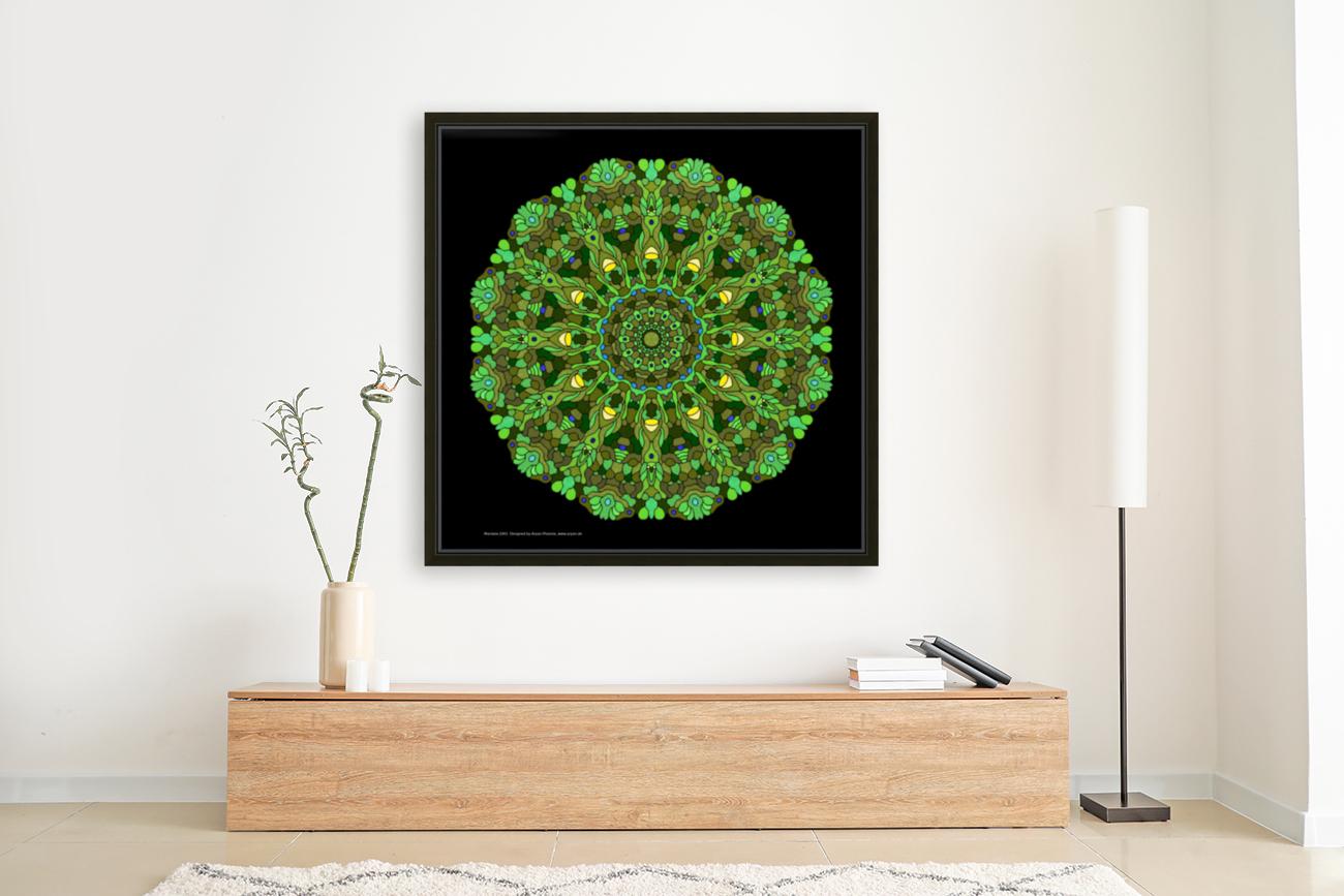 Mandala 2001  Art