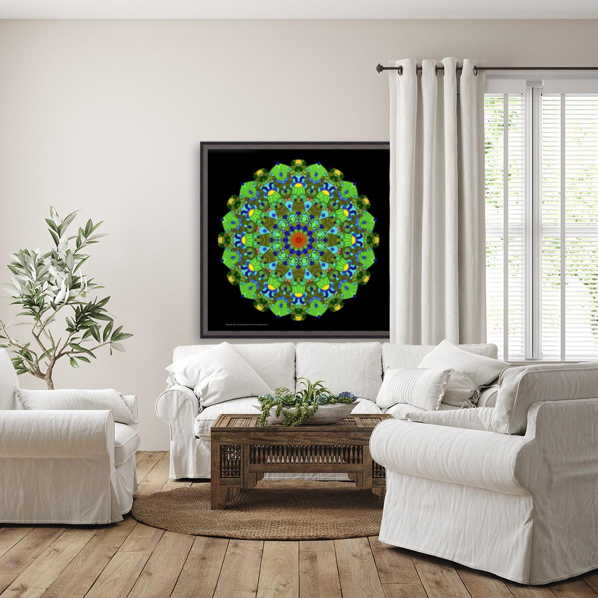 Mandala 2022  Art