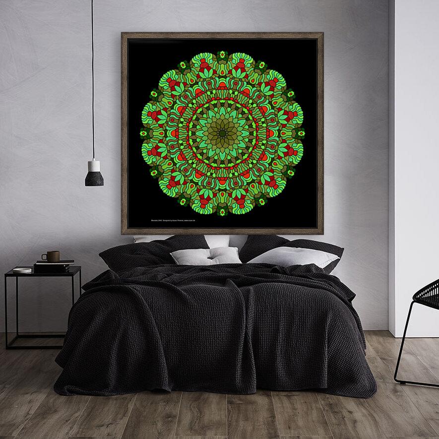 Mandala 2002  Art