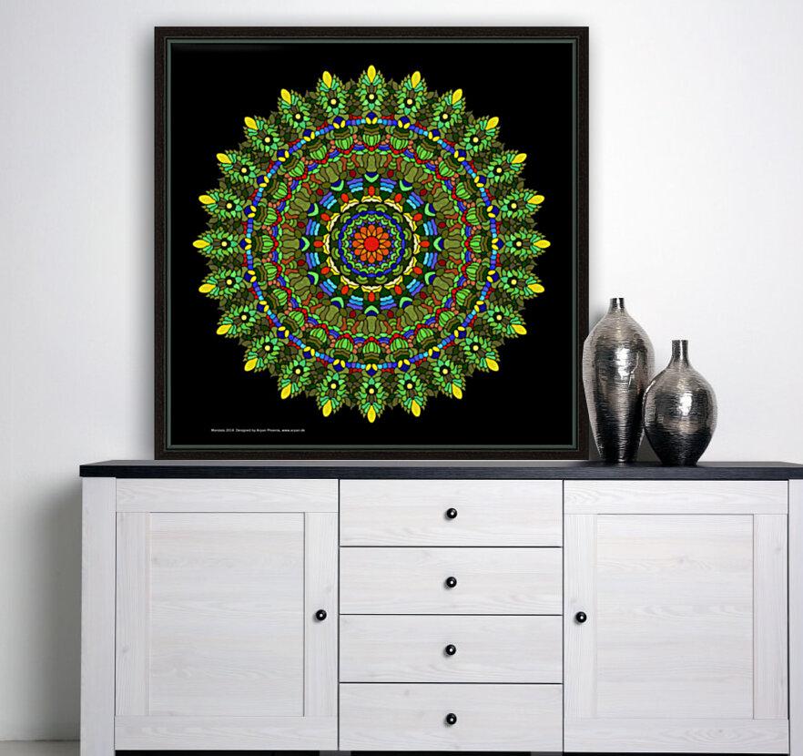 Mandala 2014  Art