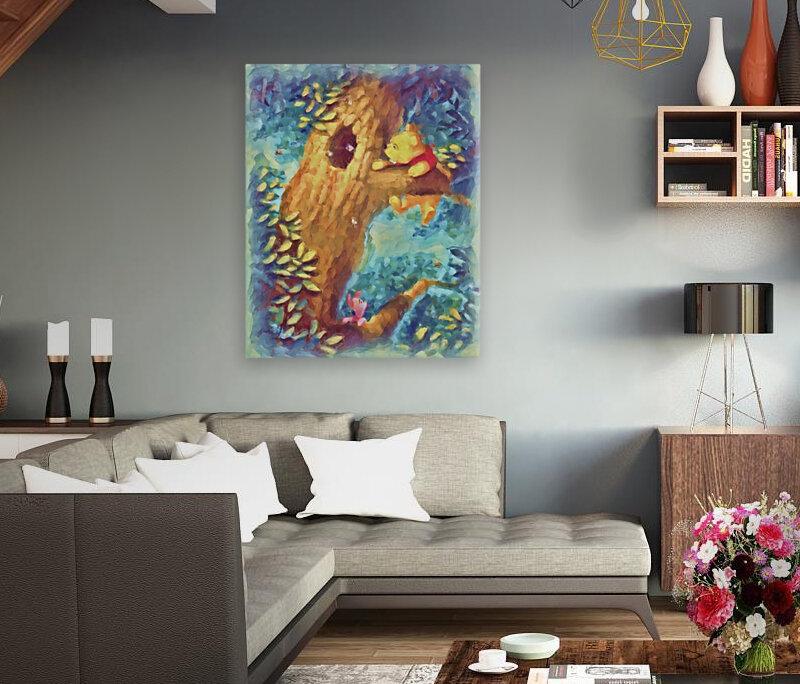Curious Bear   Art