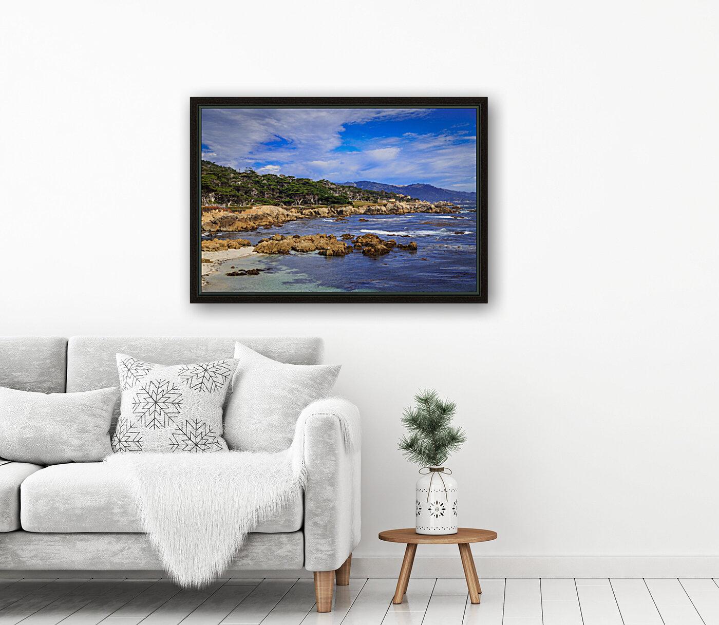 Carmel Coastline  Art