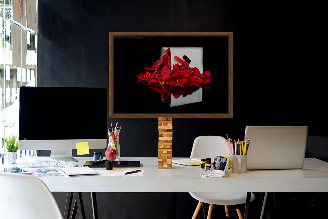Rose Petals  Art