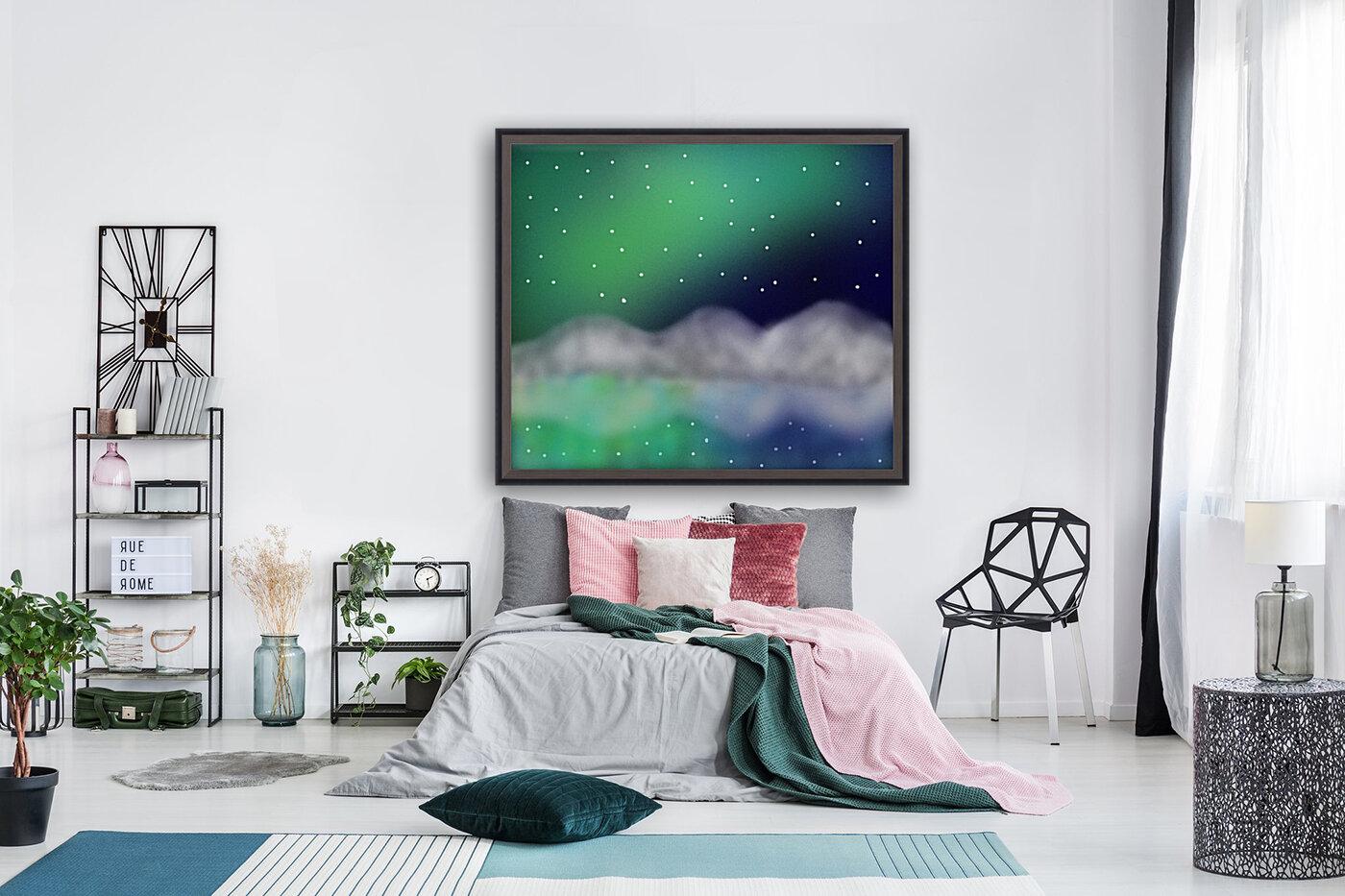 Northern Light 1  Art