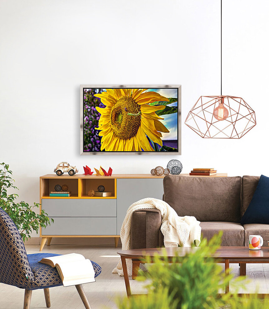 Sunflower Creative  Art