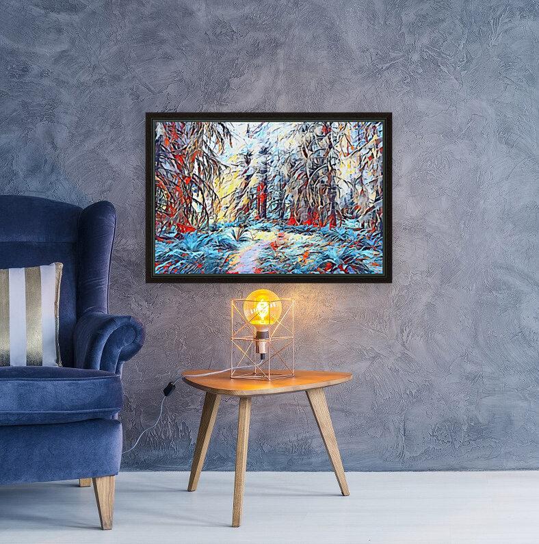 Hoh Rainforest  Art