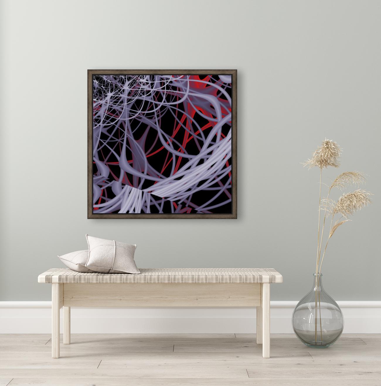 Spaghettification  Art