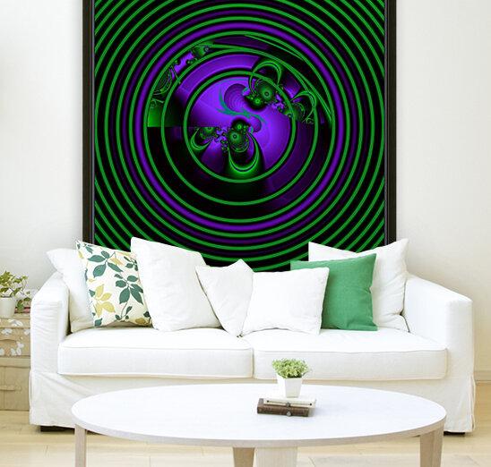 SETI Transmission  Art