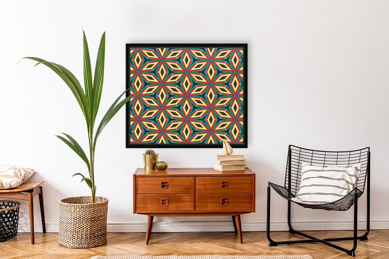 Colorful pattern  Art