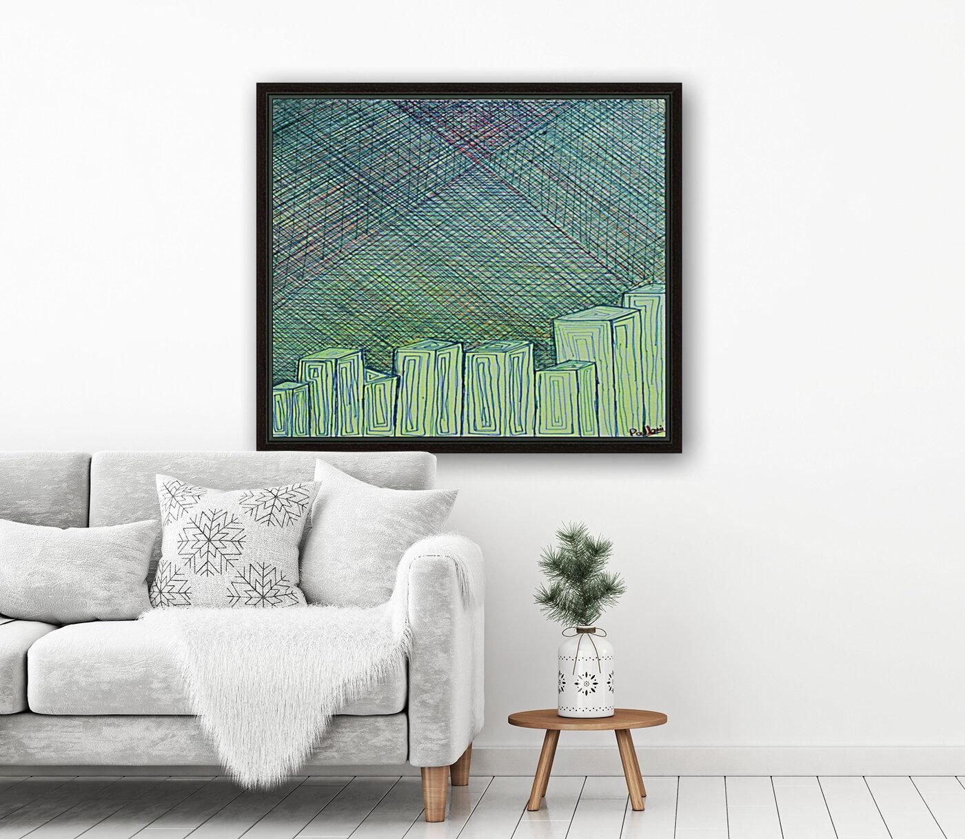 Greenblocks  Art