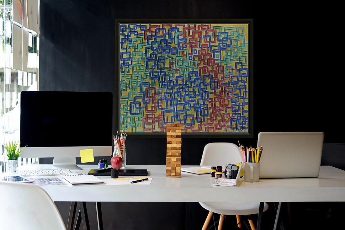 Squares  Art