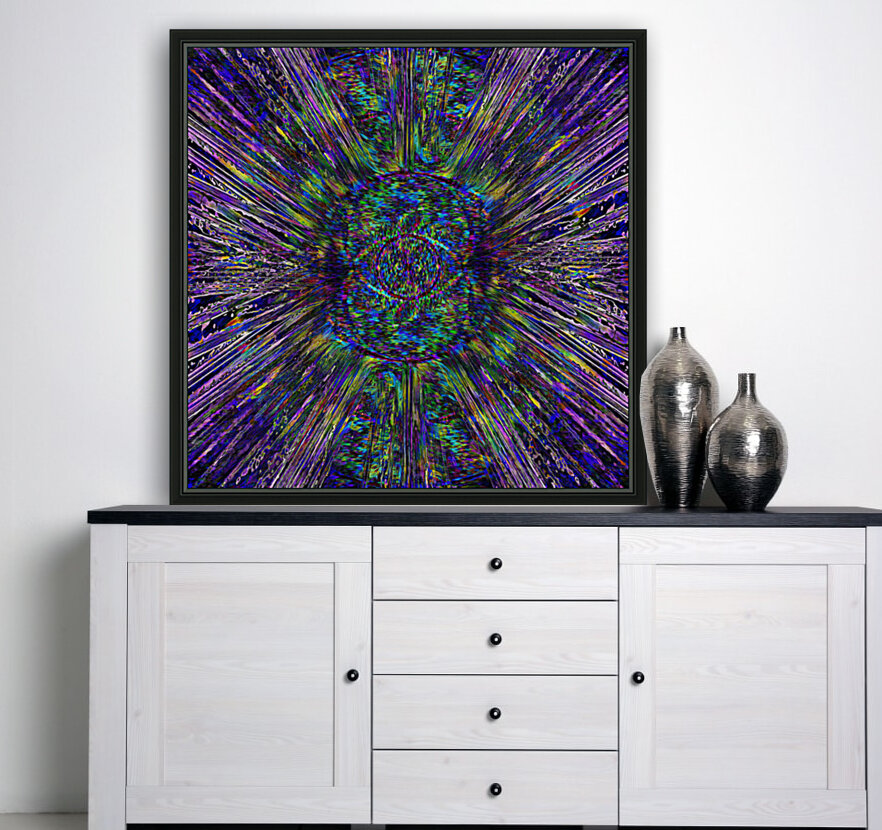 Eye of the Universe  Art