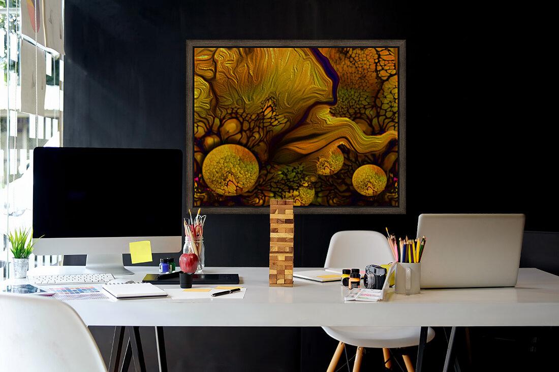 POLLENS SUMMER GLOW 6  Art