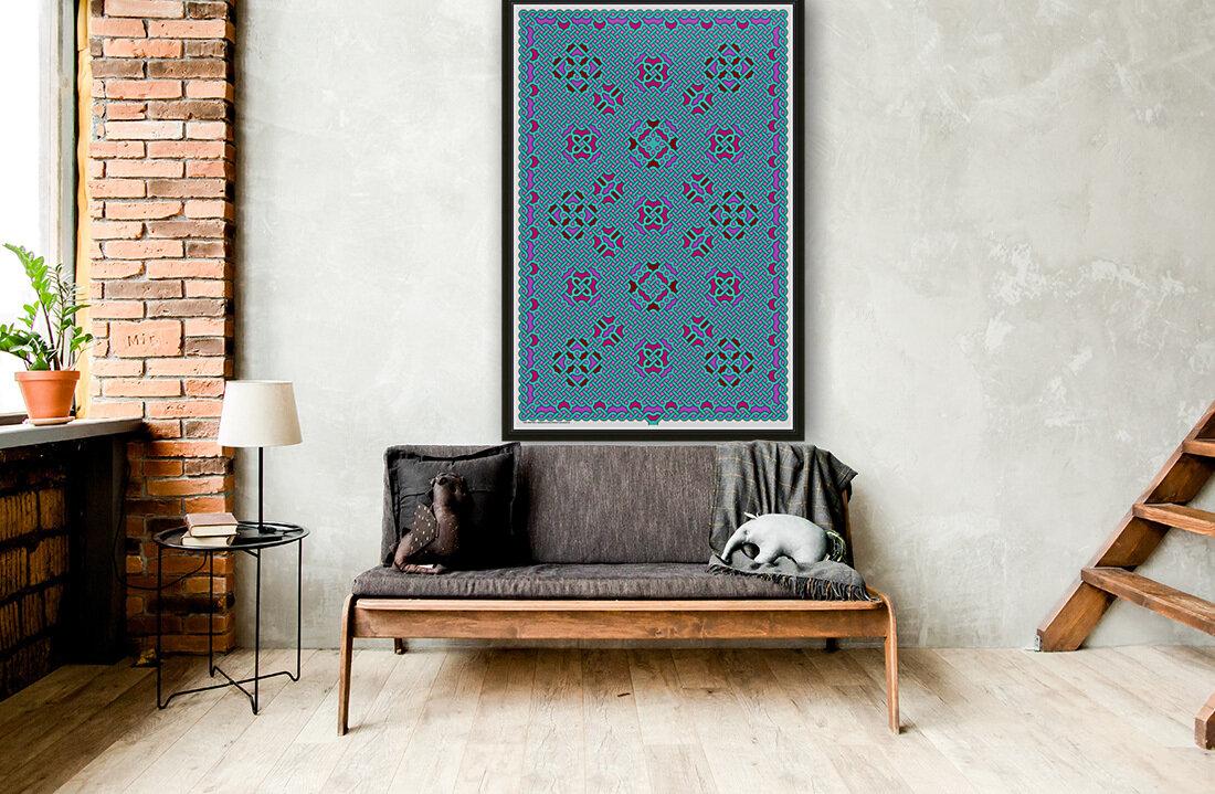 Celtic Maze 5010  Art
