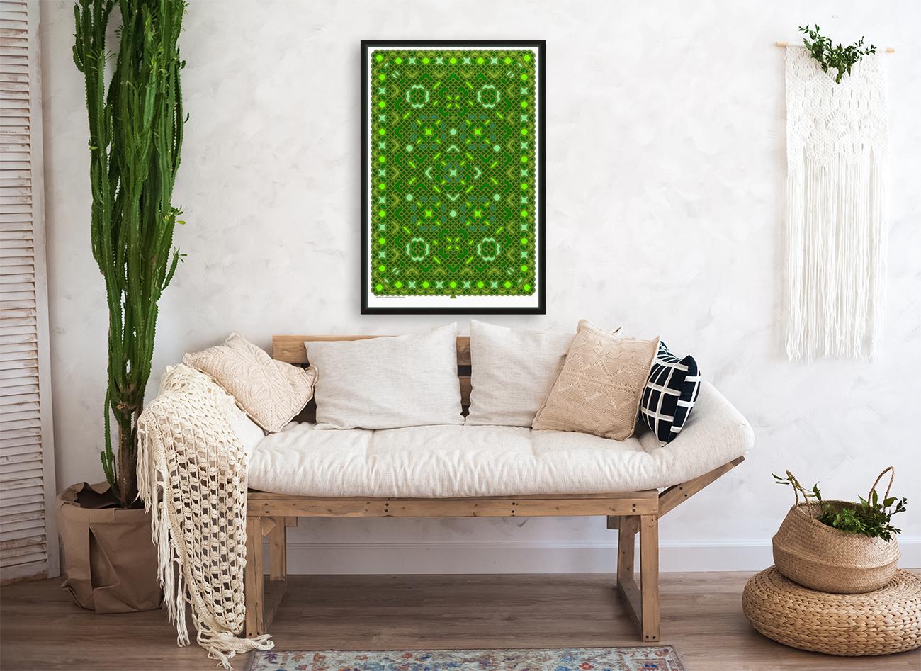 Celtic Maze 5017  Art