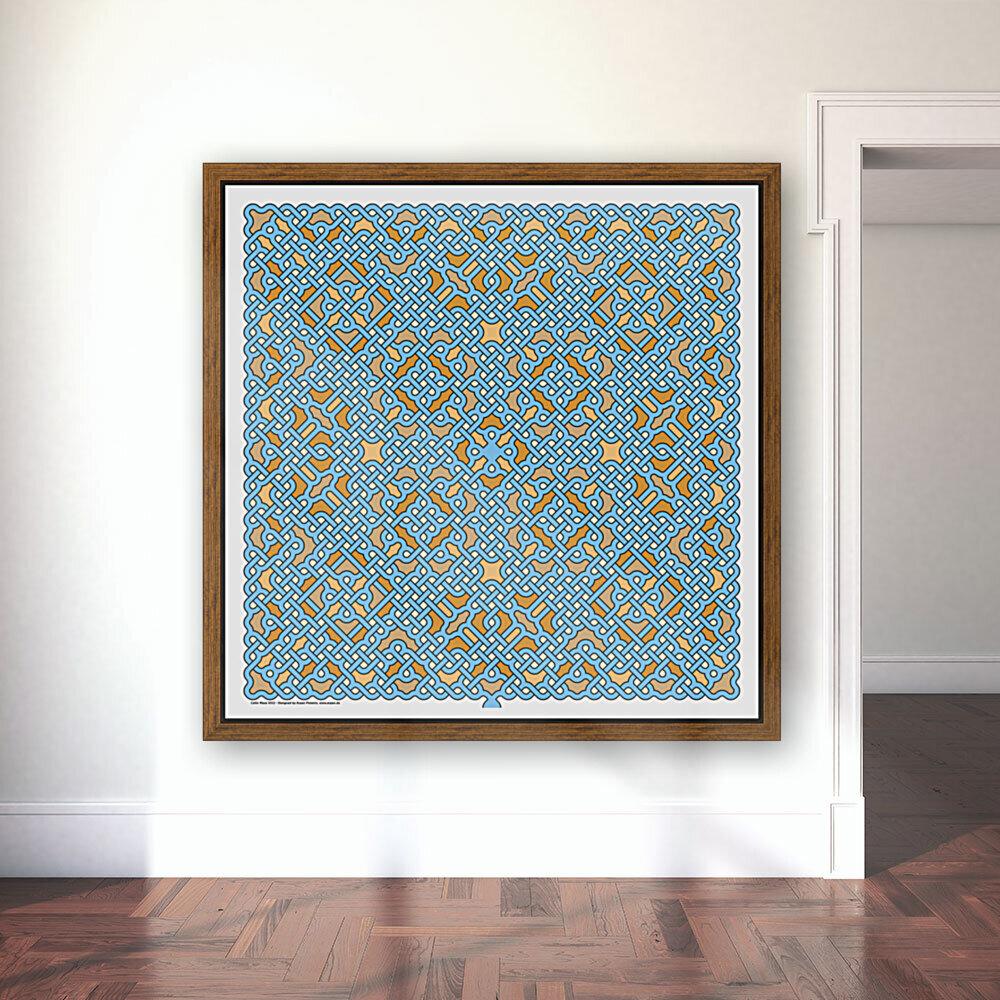 Celtic Maze 5022  Art