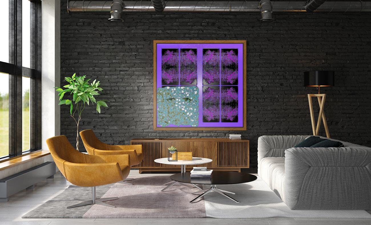 Spiritual Brainwaves  Art