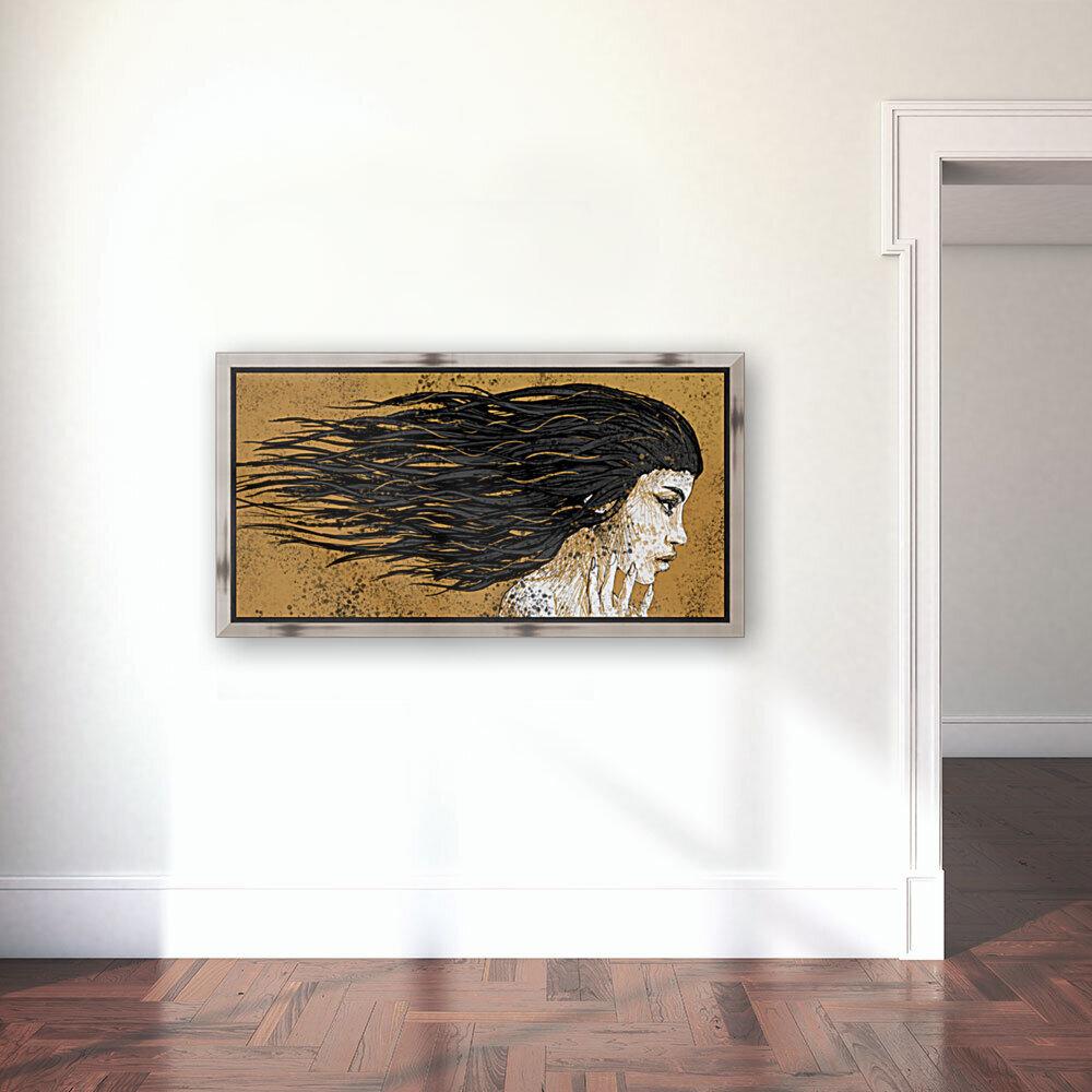 Precious Metals - Concept Art 1 - Gold  Art