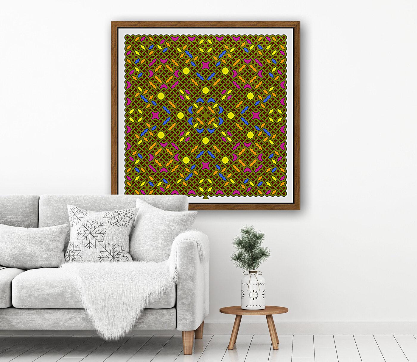 Celtic Maze 5030  Art
