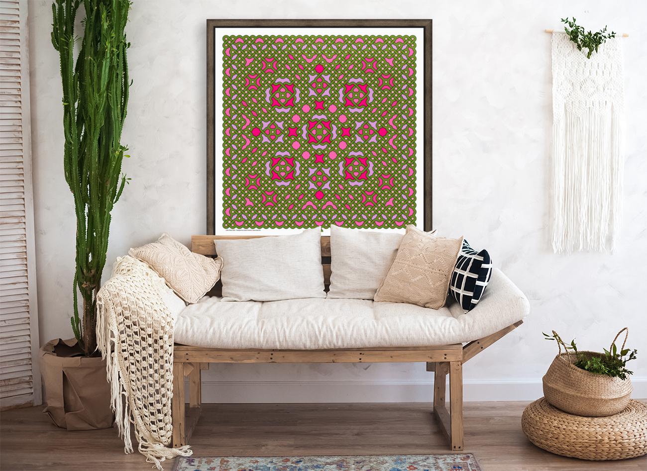Celtic Maze 5029  Art