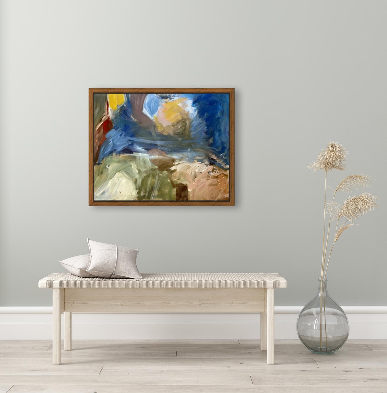 Sun Earth and Sky  Art