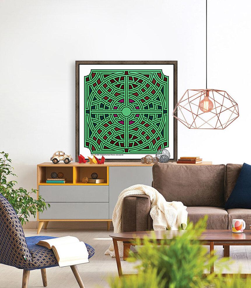 Labyrinth 1804  Art