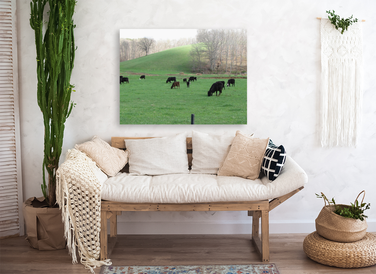 Cows Lullaby  Art