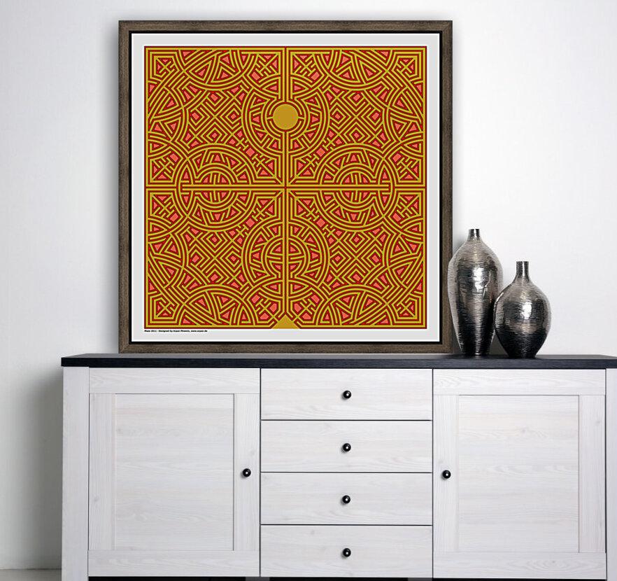 Maze 2811  Art