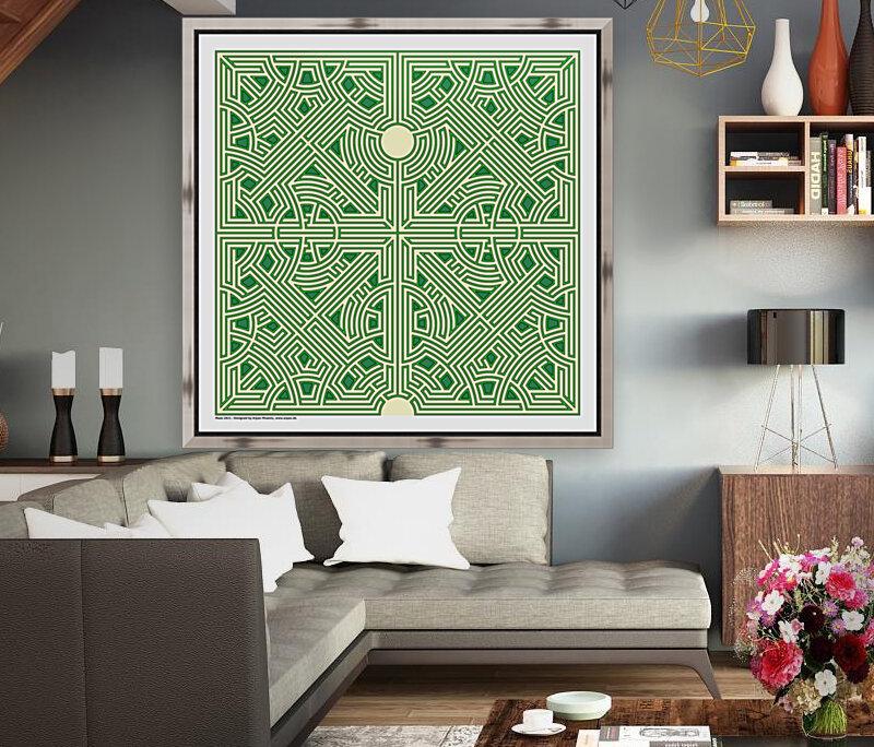 Maze 2821  Art