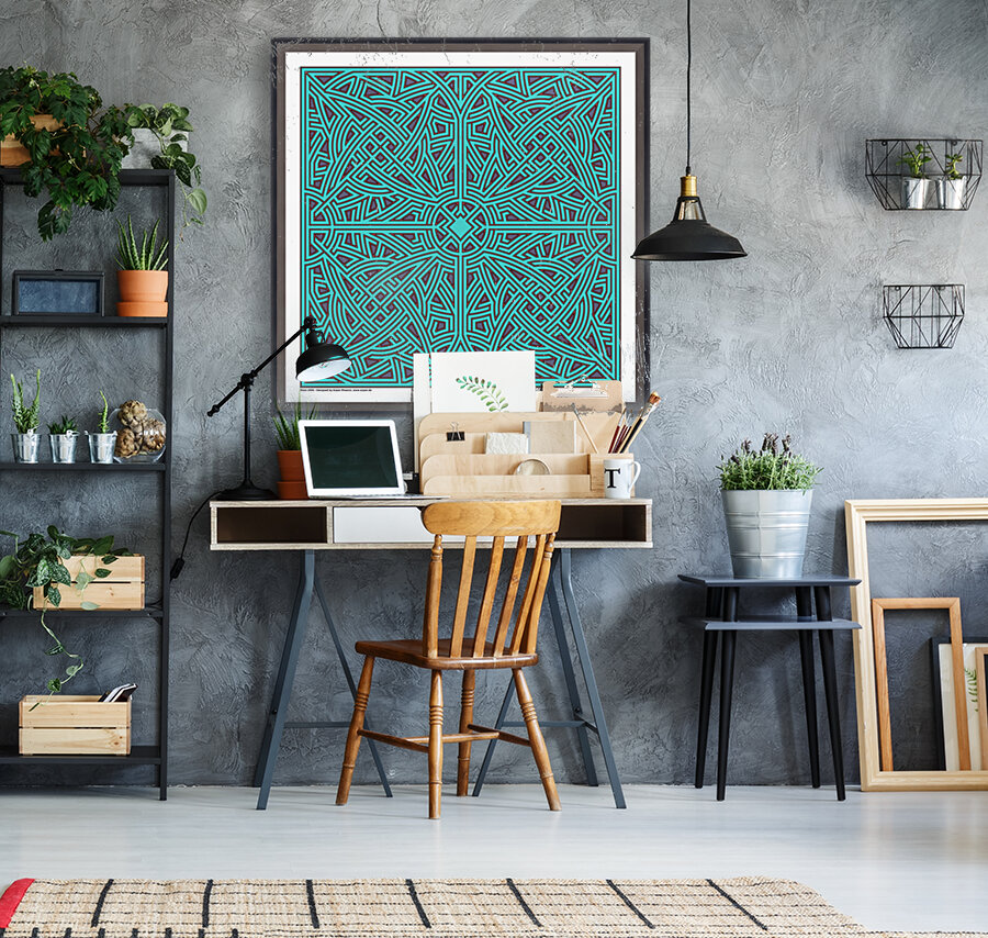 Maze 2896  Art