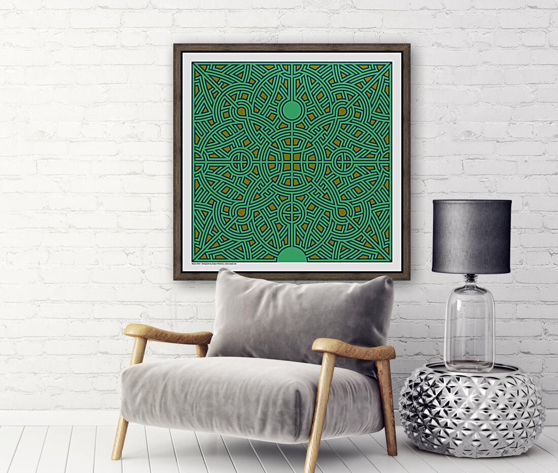 Maze 2854  Art
