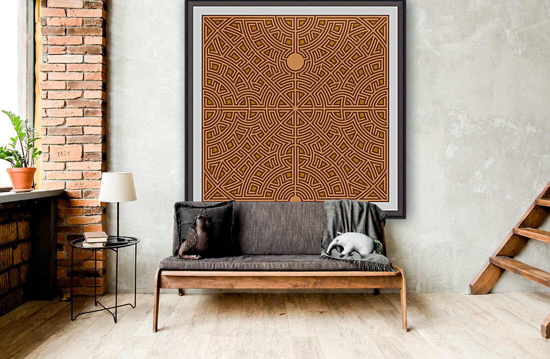 Maze 2830  Art
