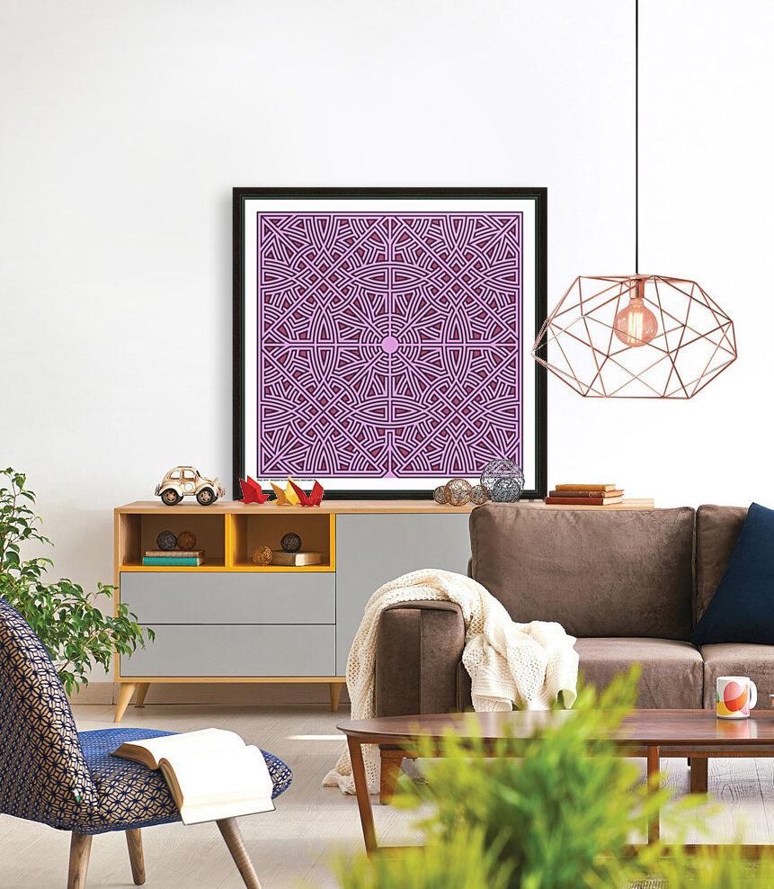 Maze 2876  Art