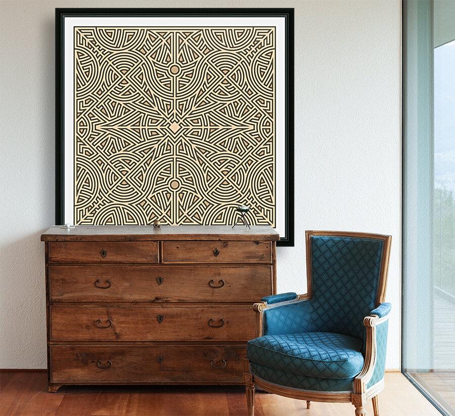 Maze 2888  Art