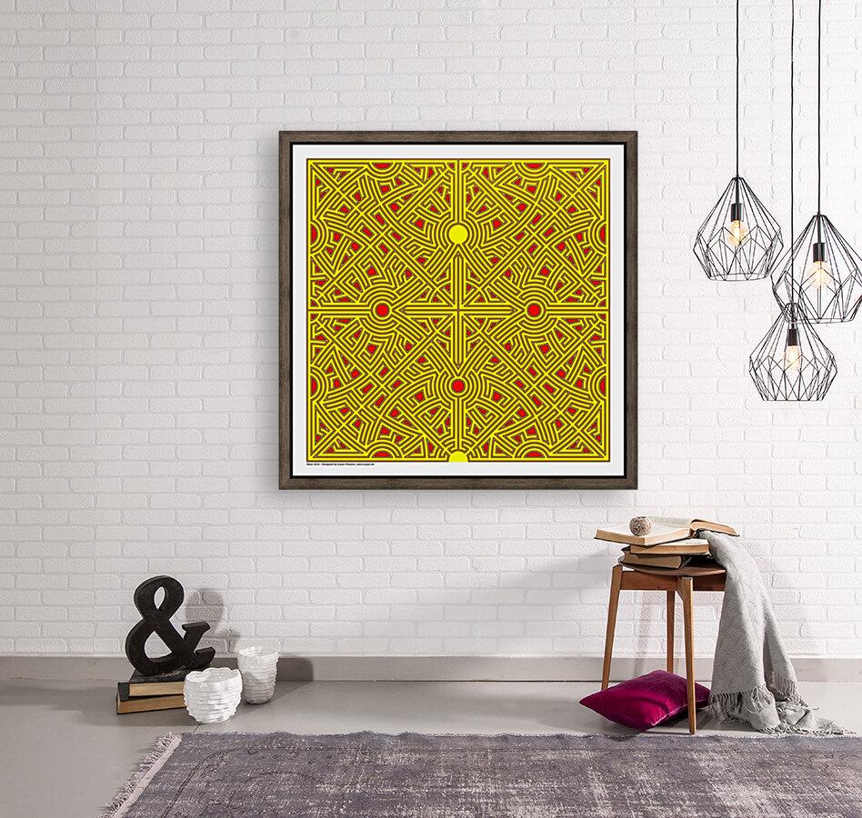 Maze 2816  Art