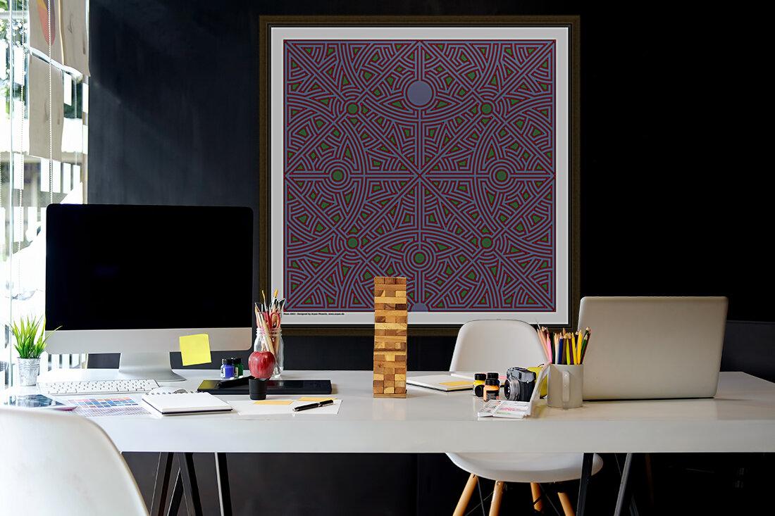 Maze 2863  Art