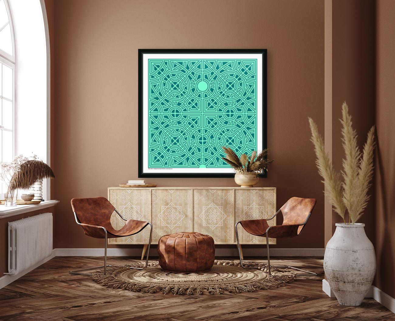 Maze 2835  Art