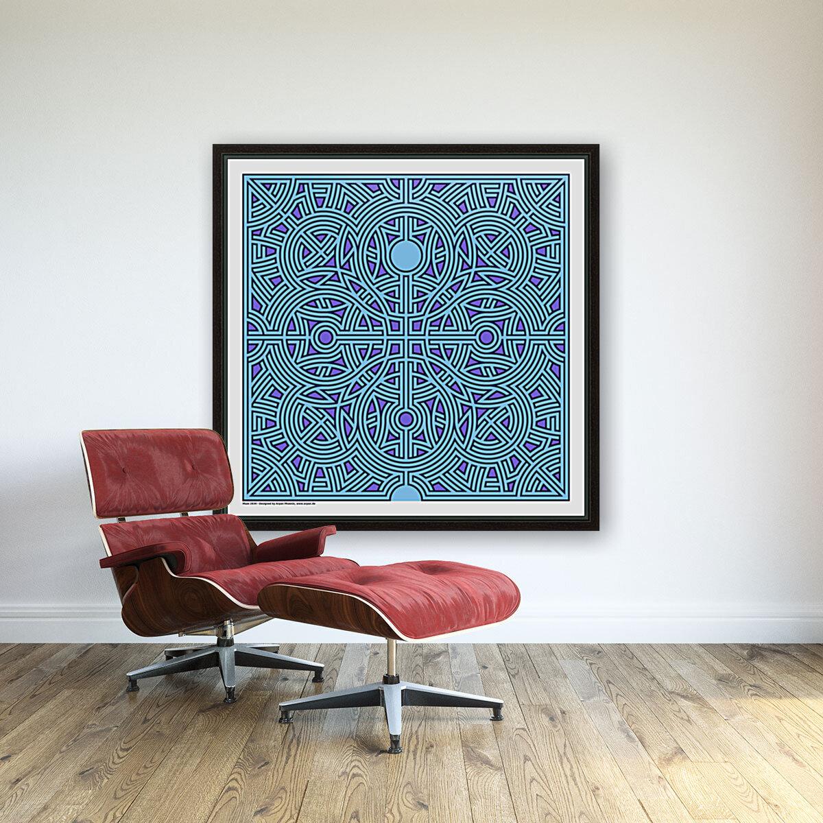 Maze 2839  Art