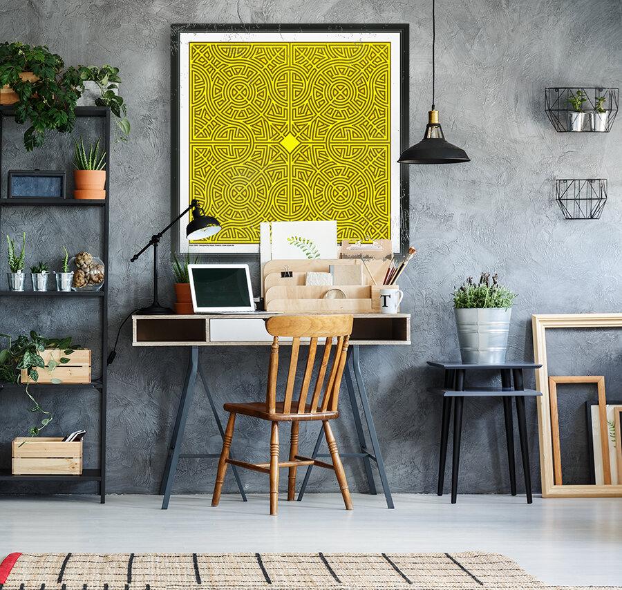 Maze 2880  Art