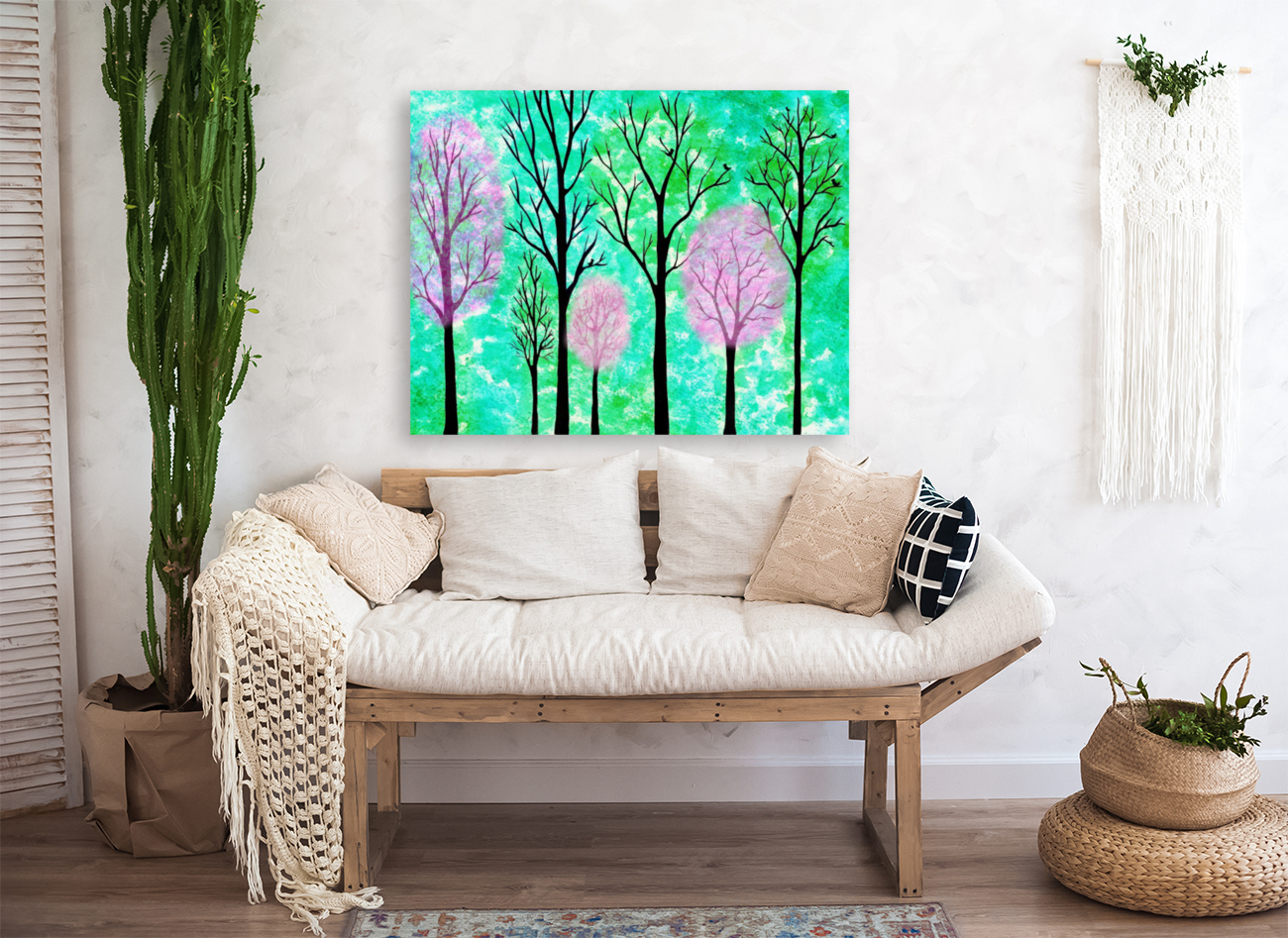 Spring Forest  Art