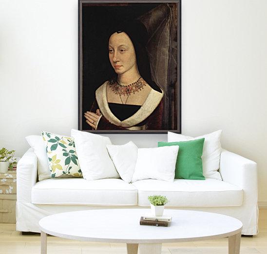 Portrait of Maria Portinari, 1475  Art