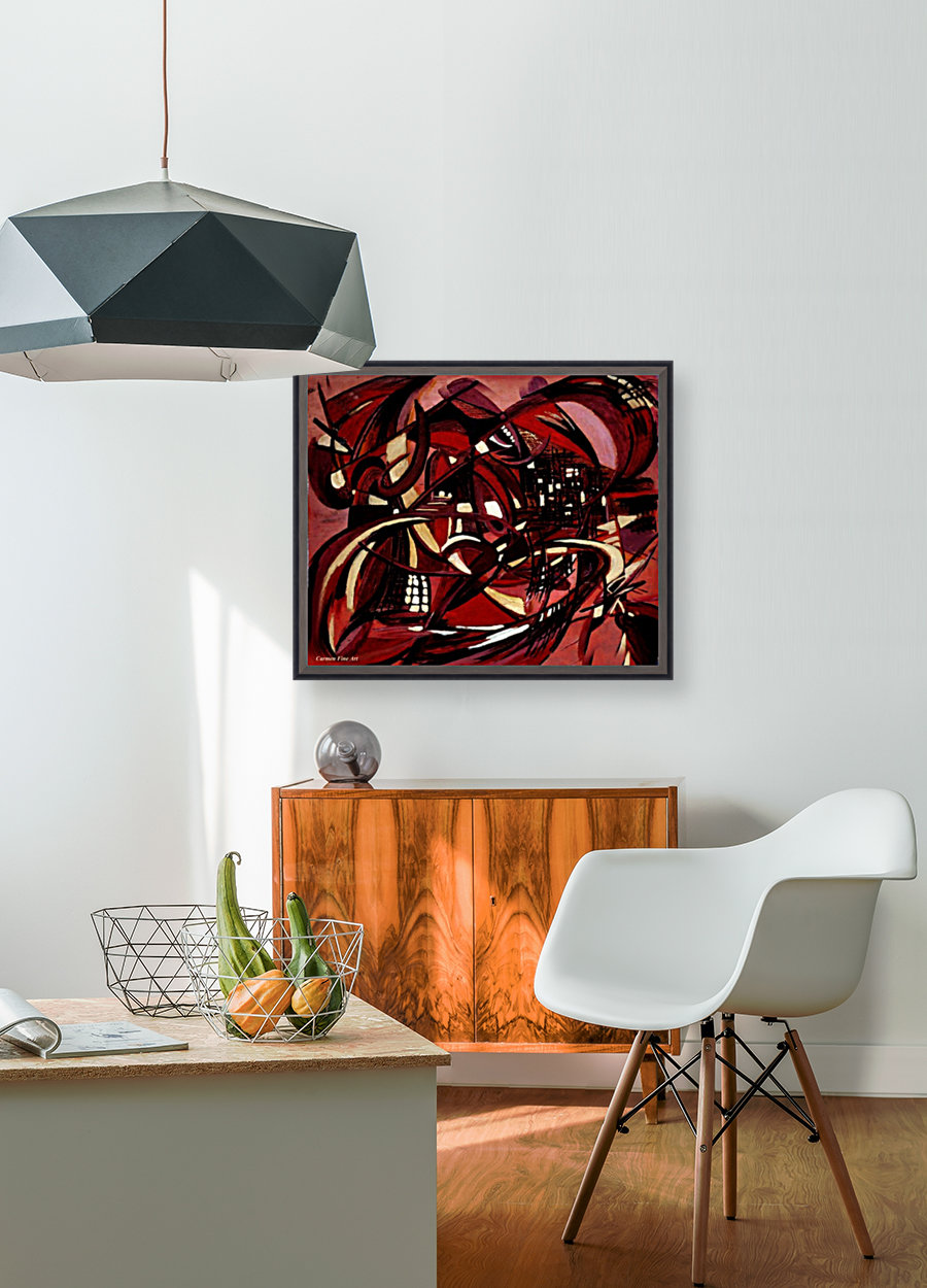 Intimate Still Life with Incidental Intensity  Art
