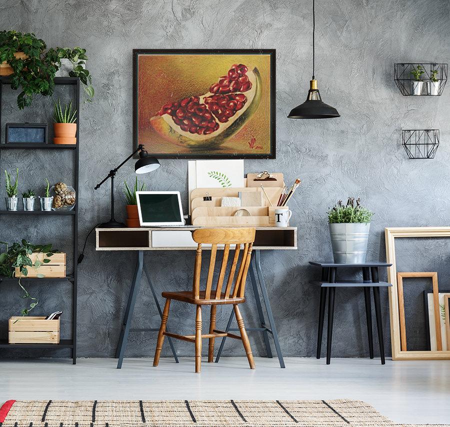 pomegranate by Vali Irina Ciobanu  Art