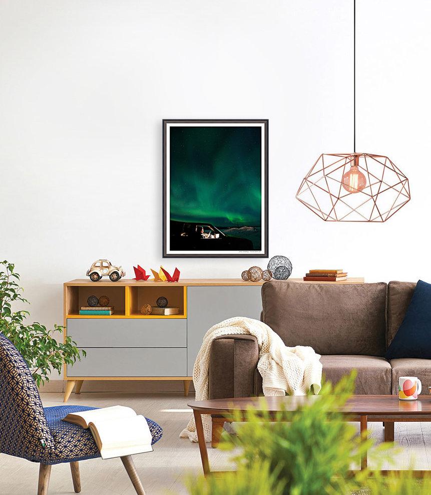 Aurora spectator  Art